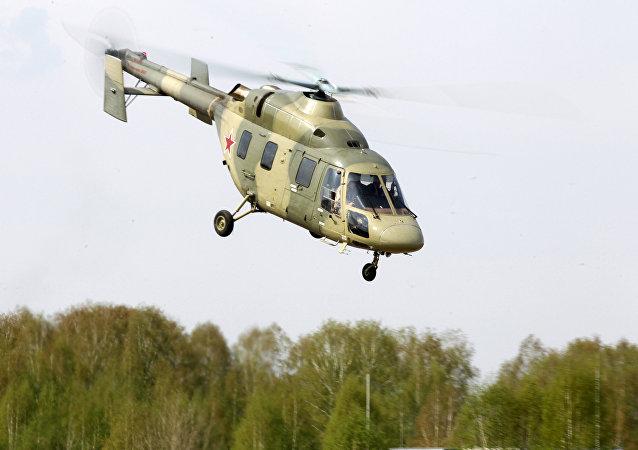 Elicottero Ansat