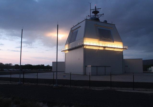Sistema di difesa antimissile Aegis Ashore