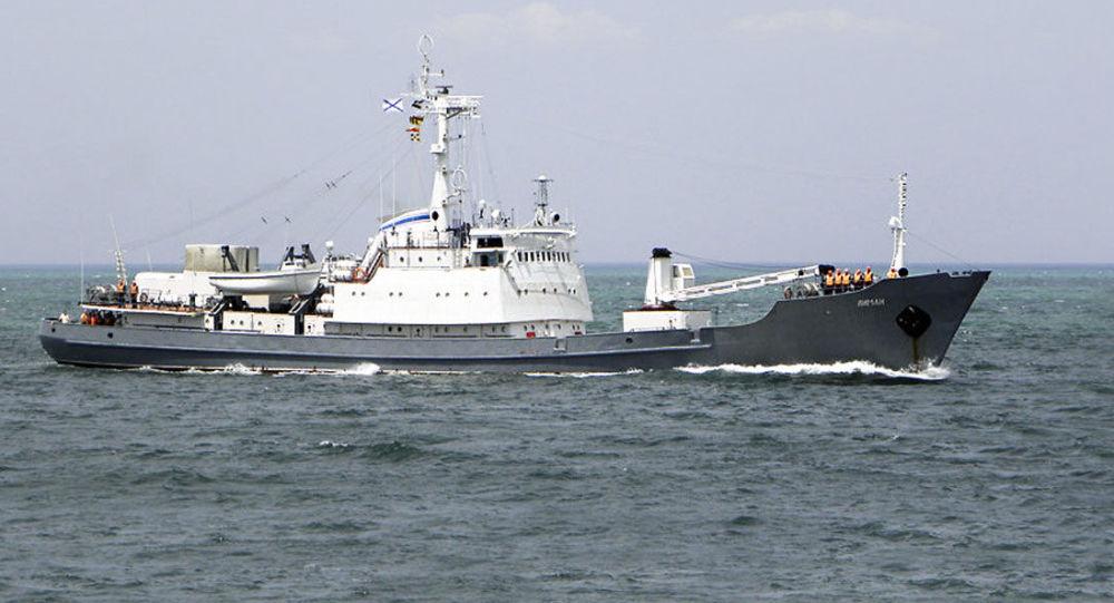 Turchia, nave militare russa affonda dopo collisione: salvi i soldati