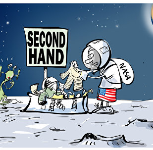 NASA e second hand