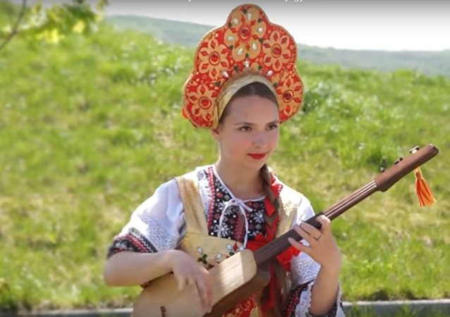 Ragazza Orchestra Maria Naumova