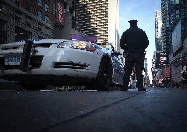 Polizia a New York