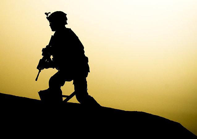 Soldato statunitense
