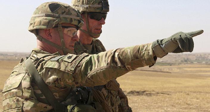 Soldati americani in Iraq