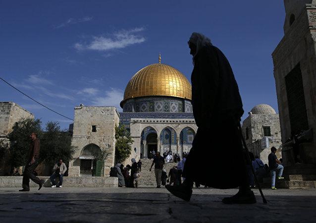 Moschea di Al-Aqsa a Gerusalemme
