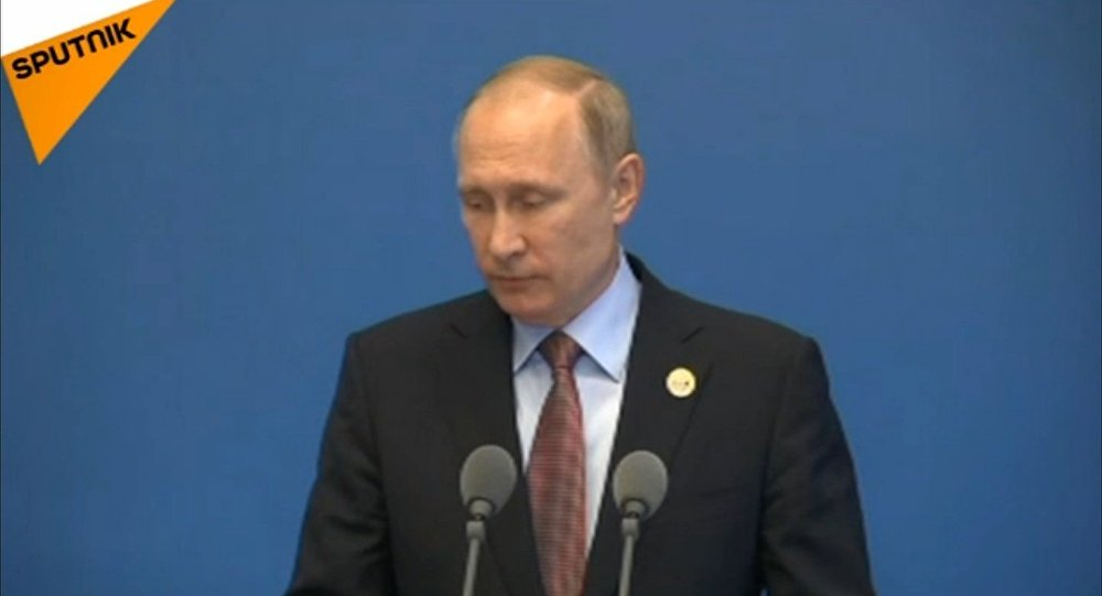 L'intervento di Vladimir Putin al forum Una cintura una strada a Pechino
