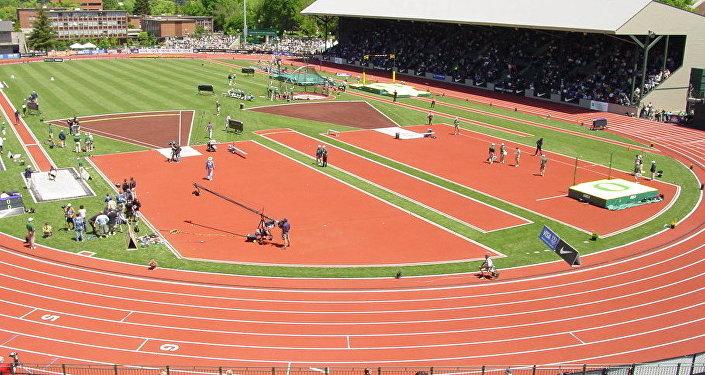 Lo stadio di Eugene, Oregon a cui la IAAF ha assegnato i campionati del Mondo del 2021
