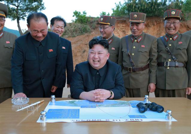 Leader coreano Kim Jong-un