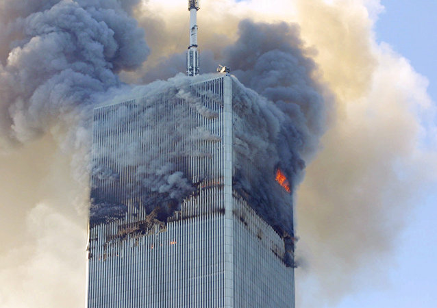 Attacco terroristico contro il World Trade Center a New York