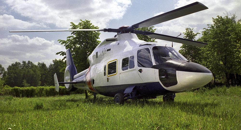 Elicottero Russo : Nuovo elicottero russo ka effettua il primo volo di