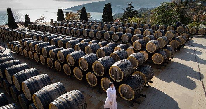 Azienda vinicola Massandra