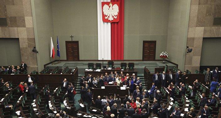 Il Parlamento polacco