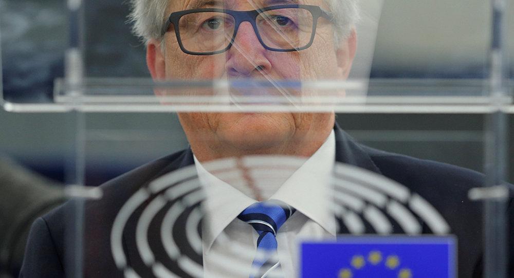 Presidente della Commissione europea Jean-Claude Juncker