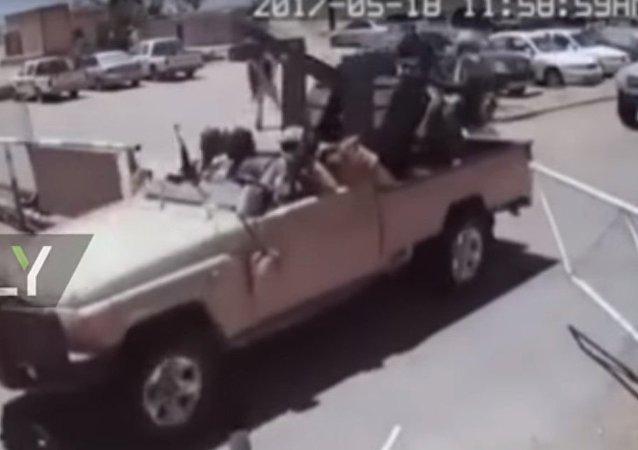 Attacco in Libia, 141 morti