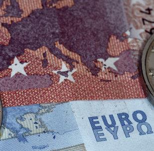 Monete e banconote di euro