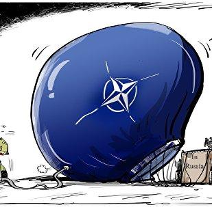 La NATO intende contenere la Russia