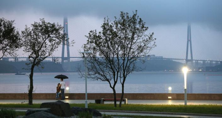 Veduta di Vladivostok