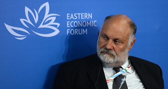 Il professor Riccardo Valentini