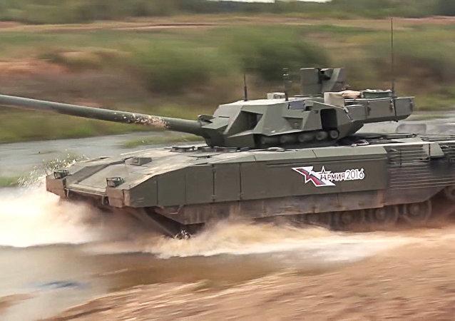 Carro armato T-14 Armata