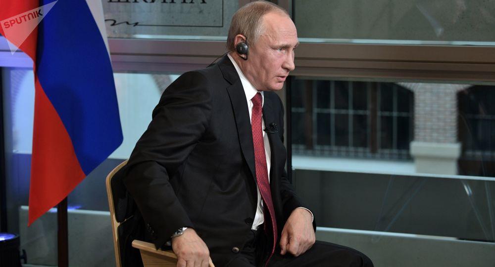 Clima, Putin: