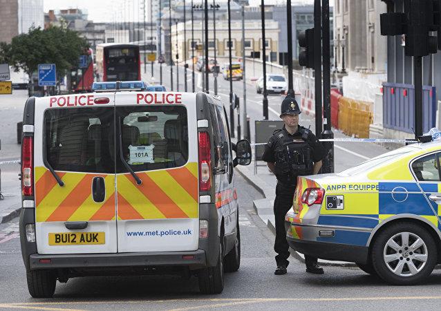 Attentato terroristico Londra