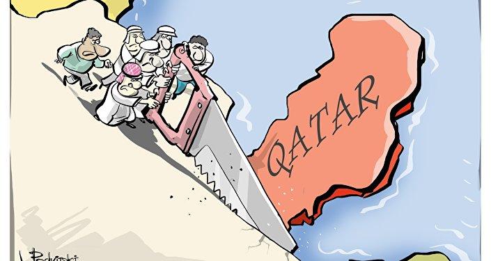 Sei paesi arabi tagliano rapporti diplomatici con il Qatar