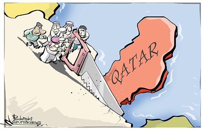 Sei paesi arabi tagliano i rapporti diplomatici con il Qatar