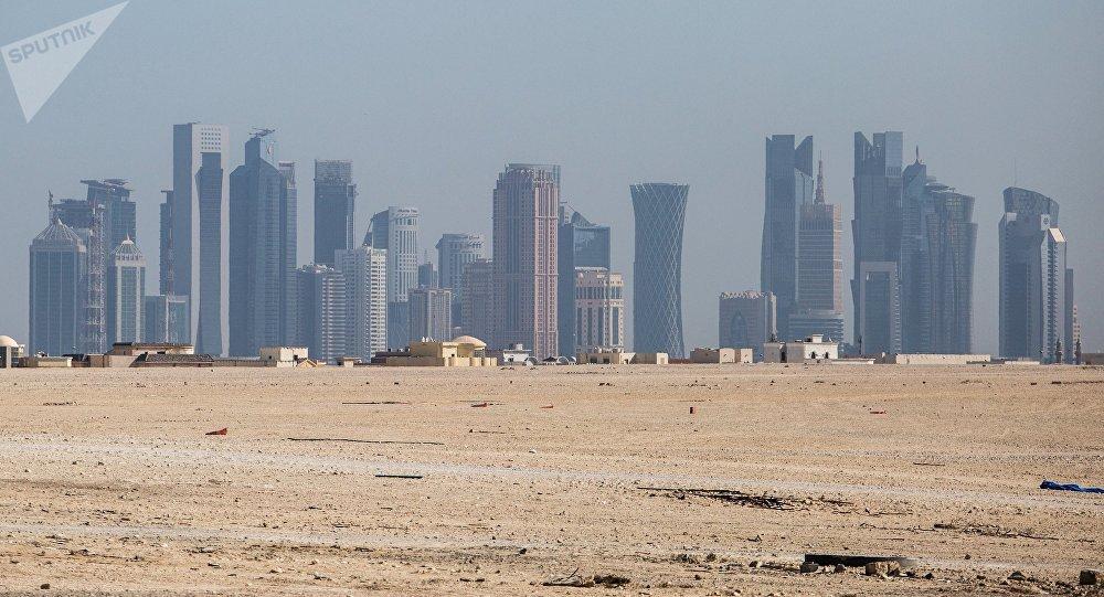Doha, capitale del Qatar
