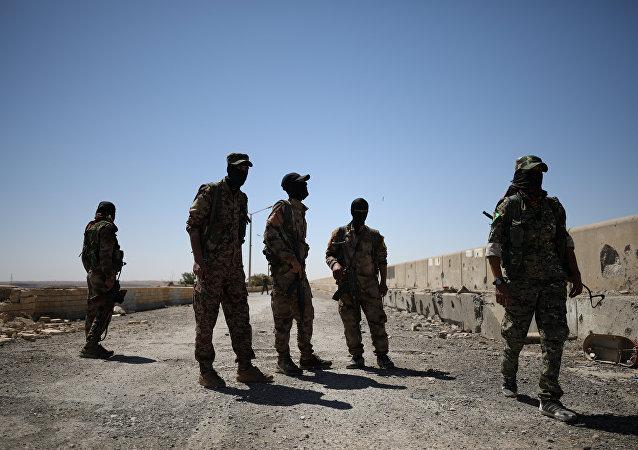 Forze Democratiche Siriane (SDF)