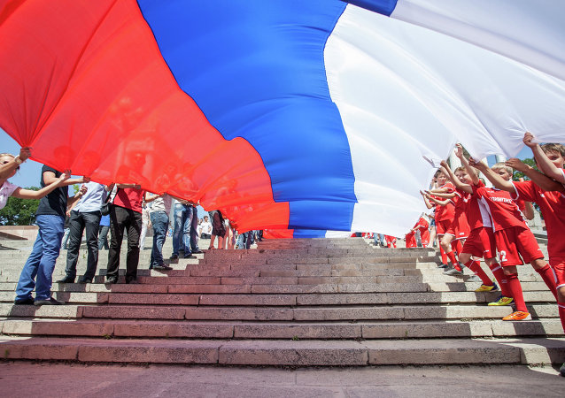 Russia Day celebrations across the country