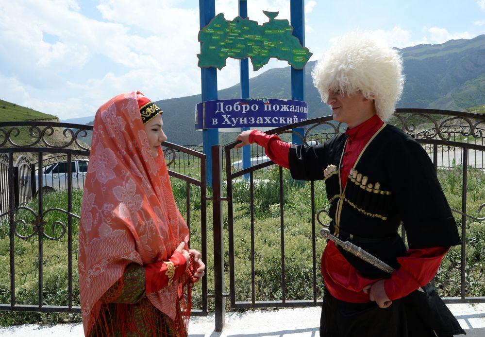 Viaggio nel Daghestan.