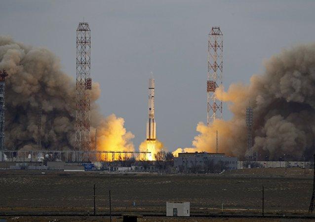 The Proton-M rocket