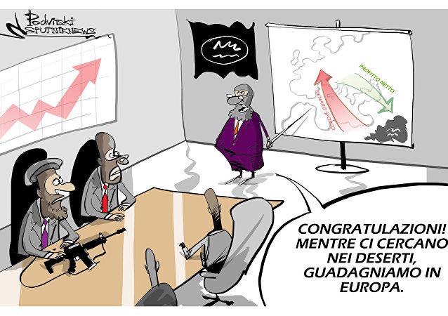 Ministero degli esteri: Daesh cerca di investire in UE