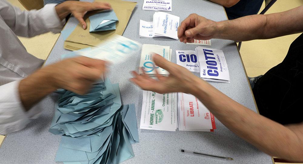 Elezioni parlamentari francesi
