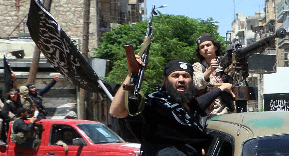Combattenti di Al-Nusra, cellula di Al Qaeda in Siria