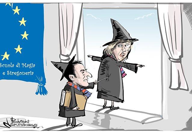 Scuola di Magia e Stregoneria dell'UE