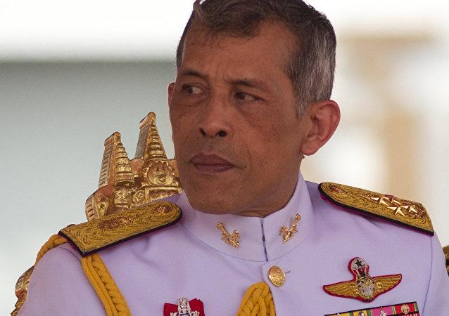 Il re della Thailandia Vajiralongkorn Bodindradebayavarangkun