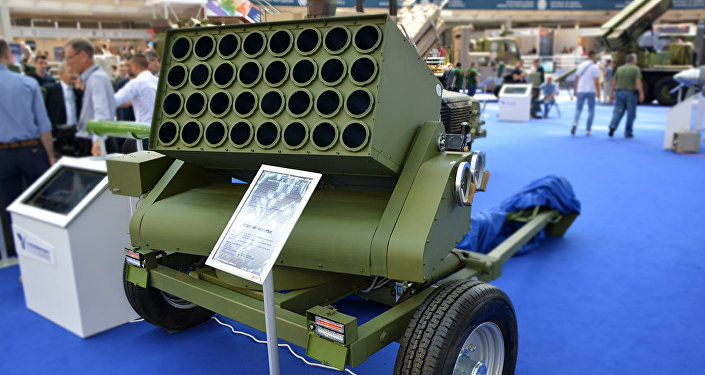 Cannone trainato LRV 107mm M16
