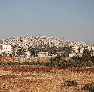 Città siriana di Afrin, obiettivo dell'operazione militare turca