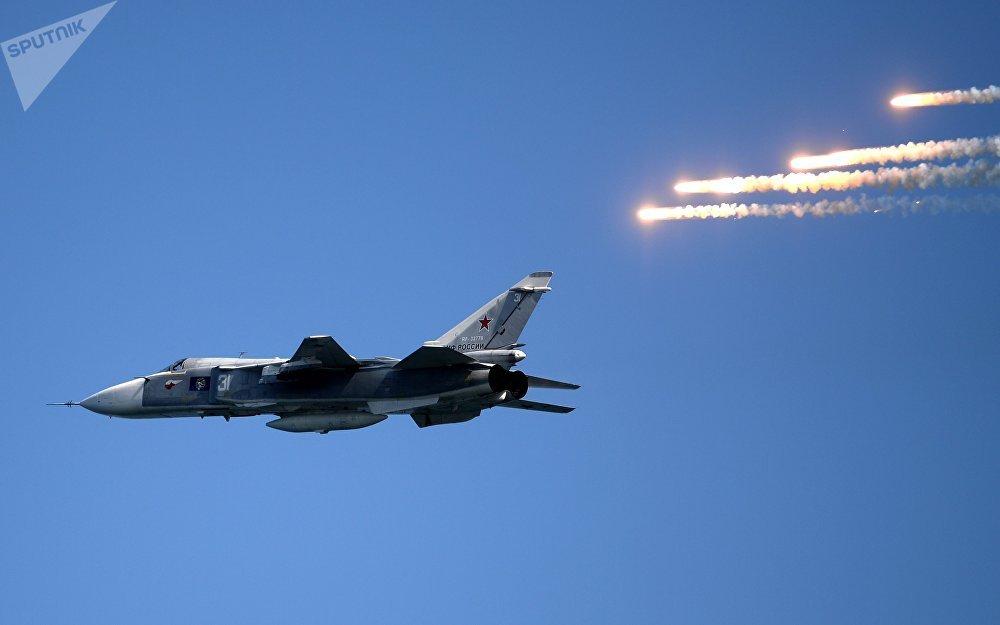 I caccia Sukhoi SU-24 compiono 50 anni