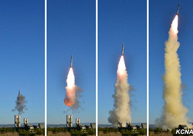 Missili della Corea del Nord