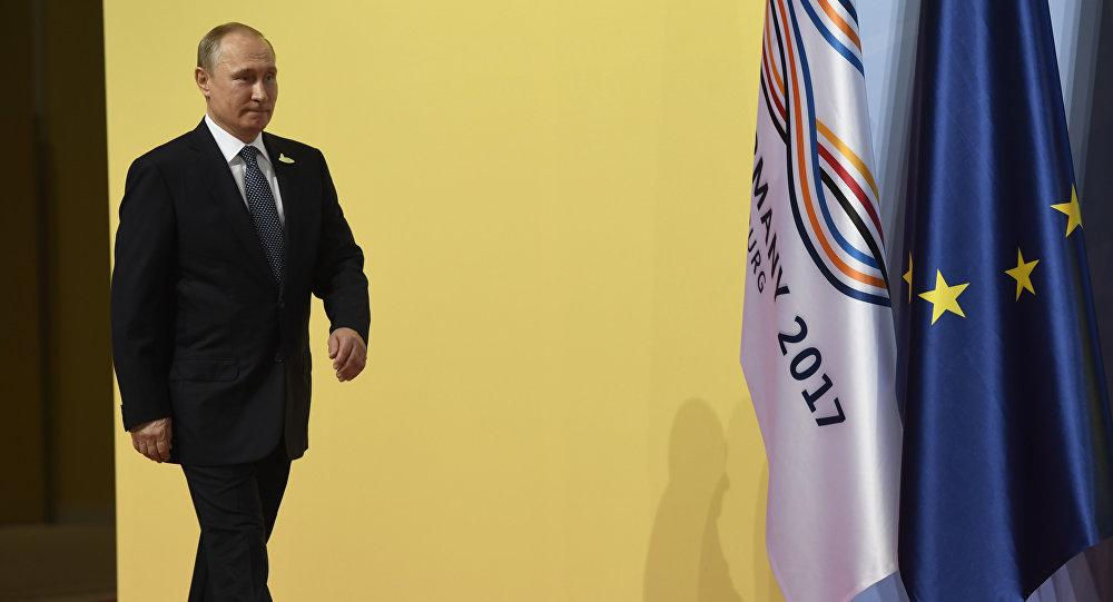 Vladimir Putin al vertice G20