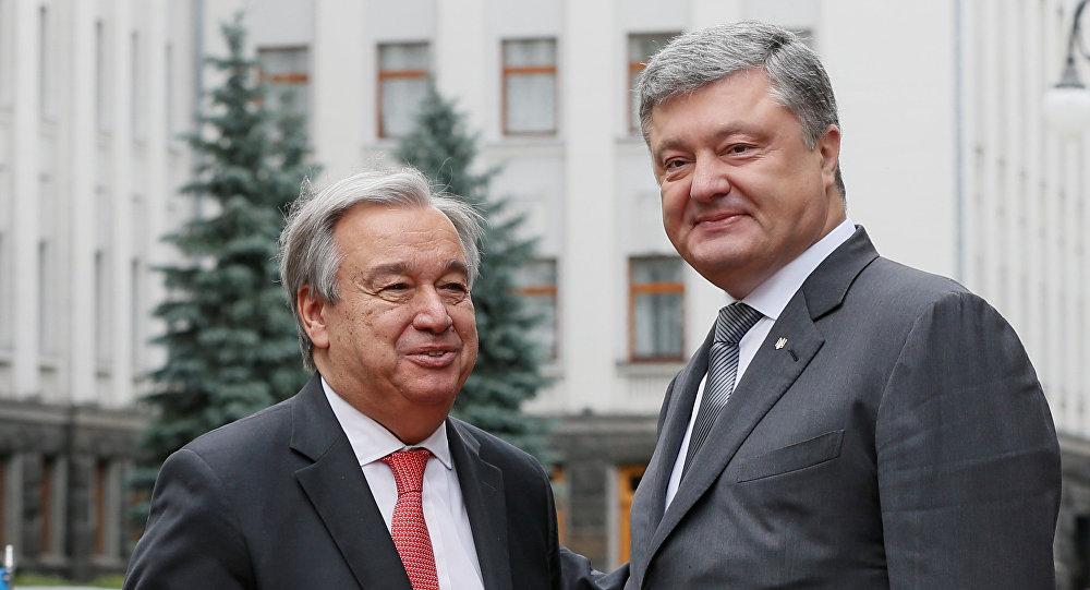Russia si ritiri da Ucraina
