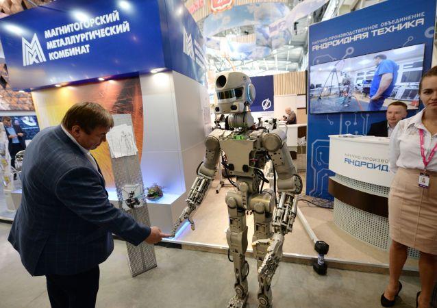 Il robot Fyodor