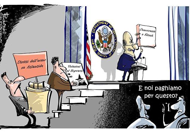Democrazia a Kitezh