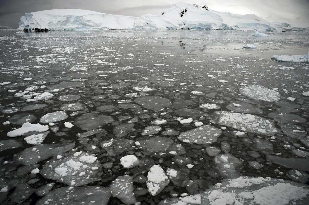 I ghiacci dell'Antartide si sciolgono