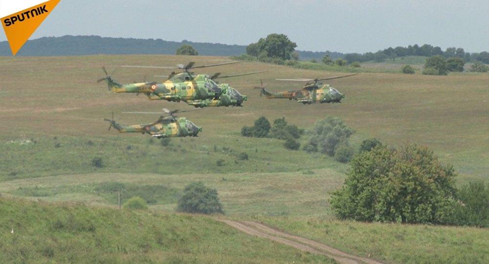 Esercitazioni NATO in Romania