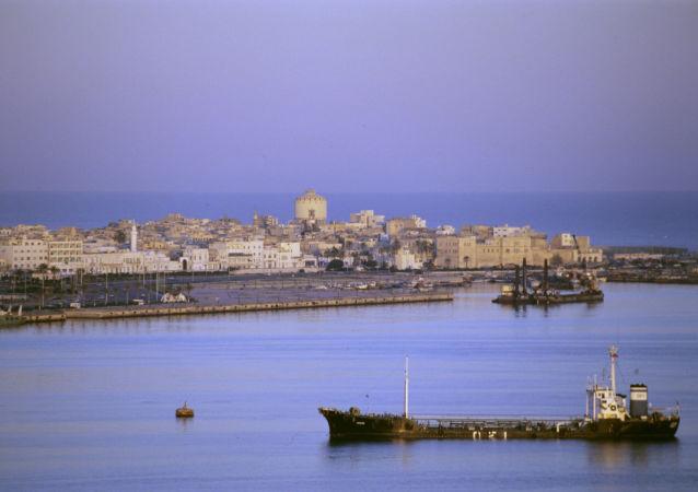 Tripoli, Libia.