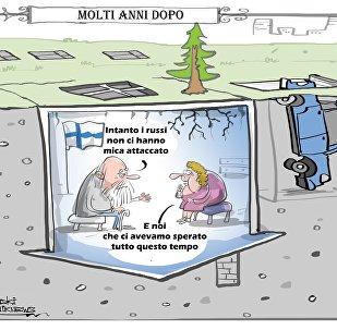 Il Wall Street Journal racconta come la Finlandia si prepara alla guerra con la Russia