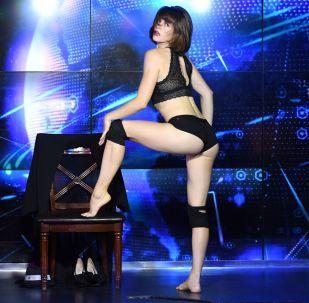 Il concorso di bellezza Miss Mosca